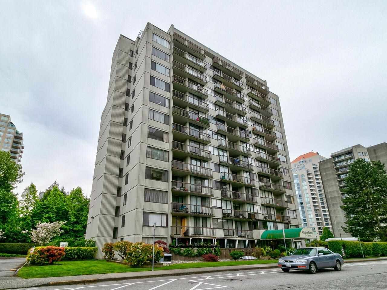 Main Photo: 603 620 SEVENTH AVENUE in New Westminster: Uptown NW Condo for sale : MLS®# R2578219