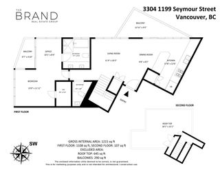 "Photo 37: PH3304 1199 SEYMOUR Street in Vancouver: Downtown VW Condo for sale in ""BRAVA"" (Vancouver West)  : MLS®# R2574898"