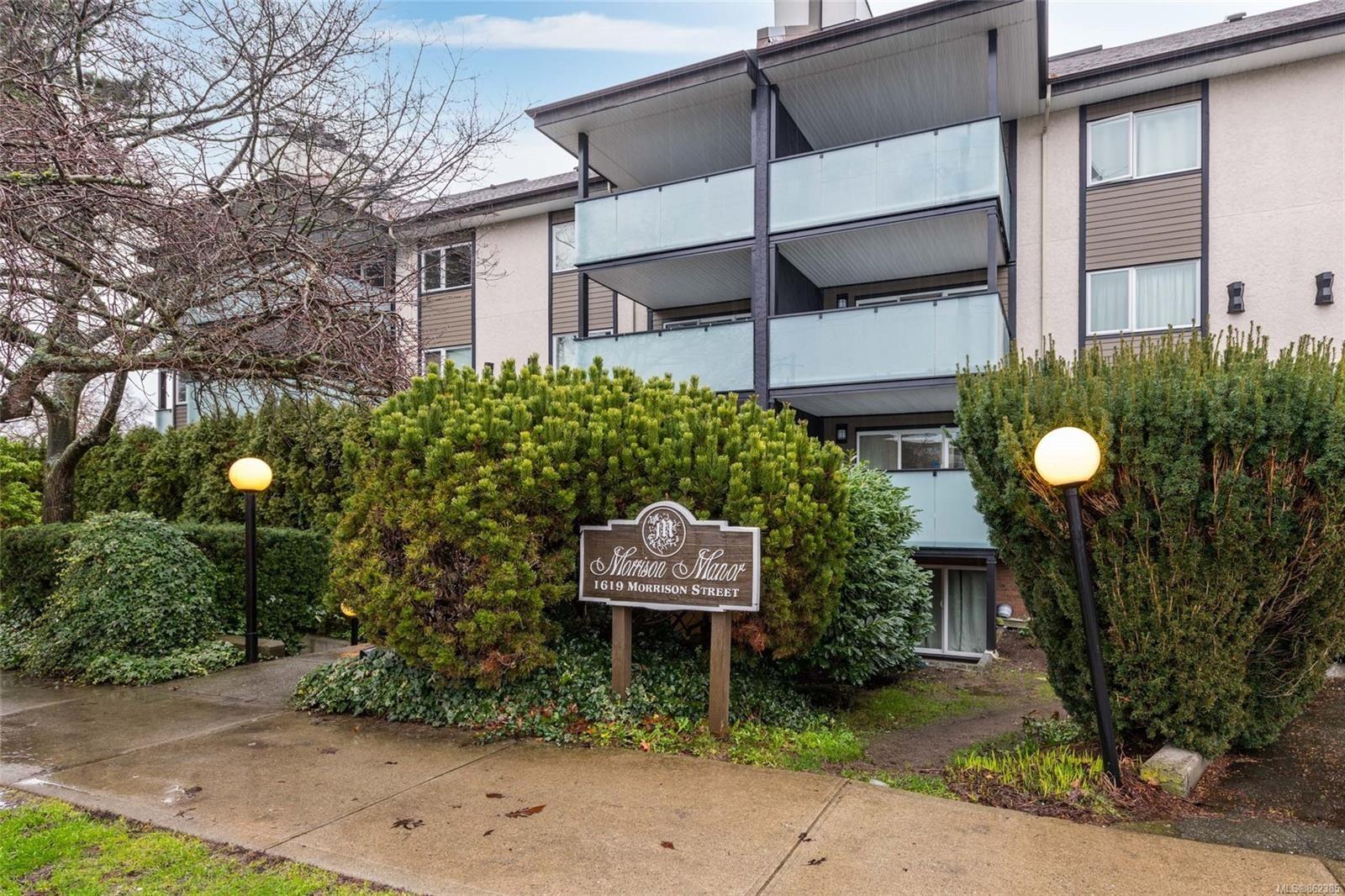 Main Photo: 303 1619 Morrison St in : Vi Downtown Condo for sale (Victoria)  : MLS®# 862385