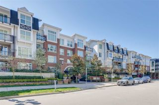 Photo 3: 322 9388 MCKIM Way in Richmond: West Cambie Condo for sale : MLS®# R2566420