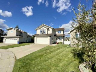 Photo 1: 208 Parkglen Close: Wetaskiwin House for sale : MLS®# E4212819