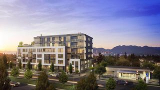 """Photo 1: 203 523 W KING EDWARD Avenue in Vancouver: Cambie Condo for sale in """"THE REGENT"""" (Vancouver West)  : MLS®# R2184943"""