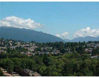 "Photo 3: 1803 2020 BELLWOOD AV in Burnaby: Brentwood Park Condo for sale in ""VANTAGE POINT"" (Burnaby North)  : MLS®# V609042"