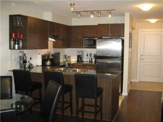 "Photo 3: 104 4768 BRENTWOOD Drive in Burnaby: Brentwood Park Condo for sale in ""THE HARRIS"" (Burnaby North)  : MLS®# V873363"