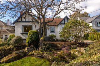 Photo 2: 296 King George Terr in Oak Bay: OB Gonzales House for sale : MLS®# 836611