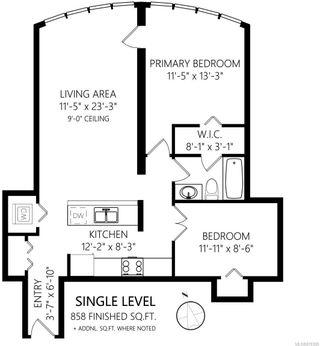 Photo 26: 411 860 View St in : Vi Downtown Condo for sale (Victoria)  : MLS®# 878389