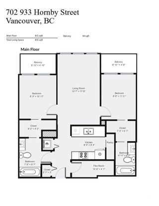 """Photo 24: 702 933 HORNBY Street in Vancouver: Downtown VW Condo for sale in """"Electric Avenue"""" (Vancouver West)  : MLS®# R2603331"""
