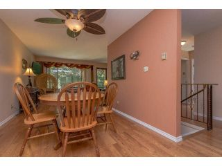 """Photo 5: 1 2962 NELSON Place in Abbotsford: Central Abbotsford Townhouse for sale in """"WILLBAND CREEK"""" : MLS®# F1443455"""