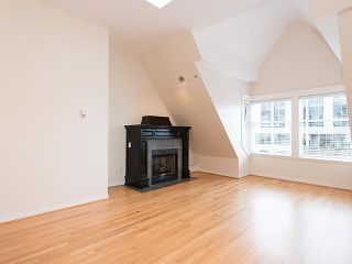 """Photo 2: PH4 380 W 10TH Avenue in Vancouver: Mount Pleasant VW Townhouse for sale in """"Turnbull's Watch"""" (Vancouver West)  : MLS®# V1053163"""