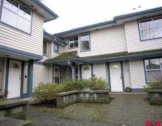 "Photo 1: 15 5664 208TH ST in Langley: Langley City Townhouse for sale in ""THE MEADOWS"" : MLS®# F2601507"