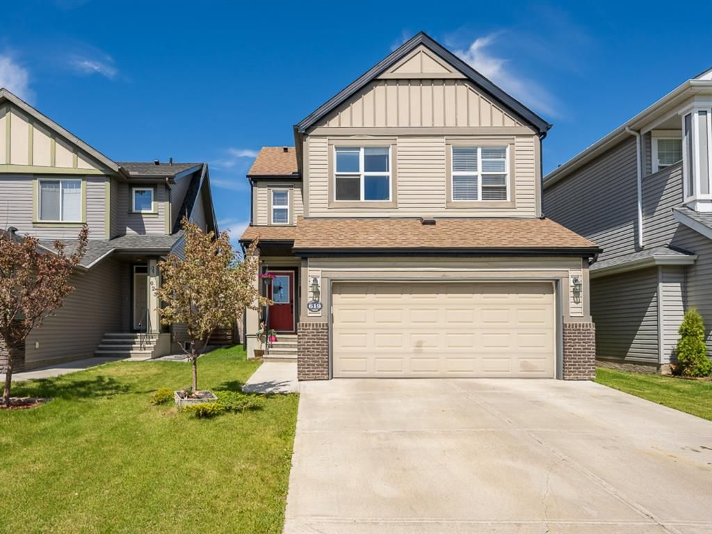 Main Photo: 619 Copperpond Circle SE in Calgary: Copperfield Detached for sale : MLS®# A1114398