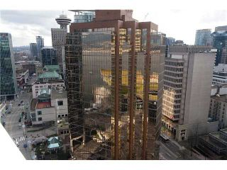 Photo 6: 2404 1011 W Cordova Street in Vancouver: Coal Harbour Condo for sale (Vancouver West)  : MLS®# V875149