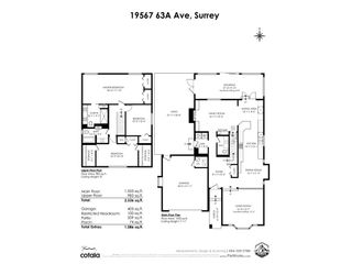 "Photo 40: 19567 63A Avenue in Surrey: Clayton House for sale in ""BAKERVIEW"" (Cloverdale)  : MLS®# R2541570"