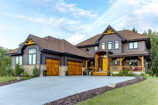 Main Photo: 19 Greystone Drive: Rural Sturgeon County House for sale : MLS®# E4255579
