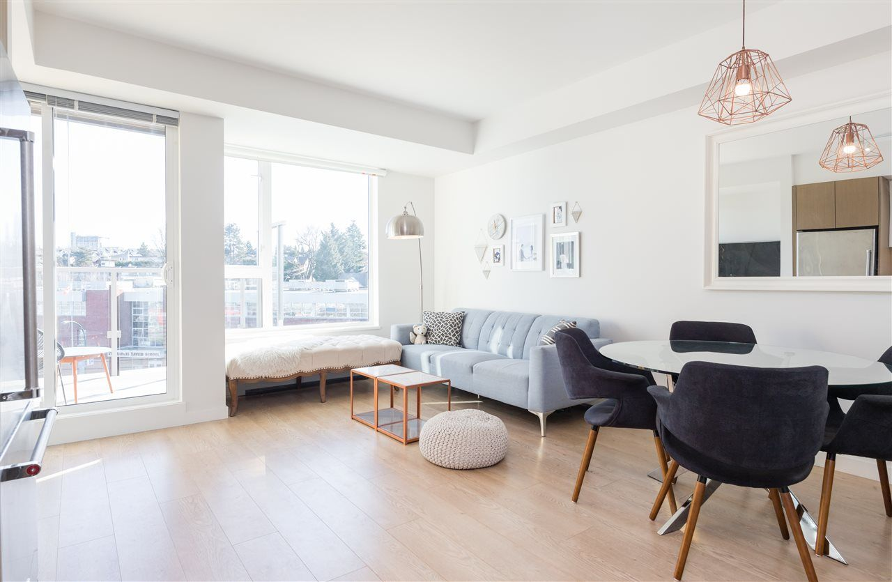 """Main Photo: #611 - 417 Great Northern Way, in Vancouver: Strathcona Condo for sale in """"CANVAS"""" (Vancouver East)  : MLS®# R2239270"""