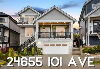 Photo 1: 24655 101 Avenue in Maple Ridge: Albion House for sale : MLS®# R2572189