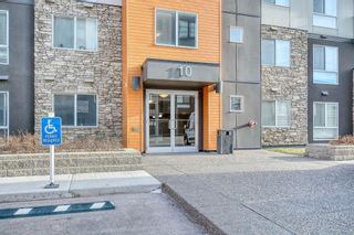 Main Photo: 111 10 Kincora Glen Park NW in Calgary: Kincora Apartment for sale : MLS®# A1123351