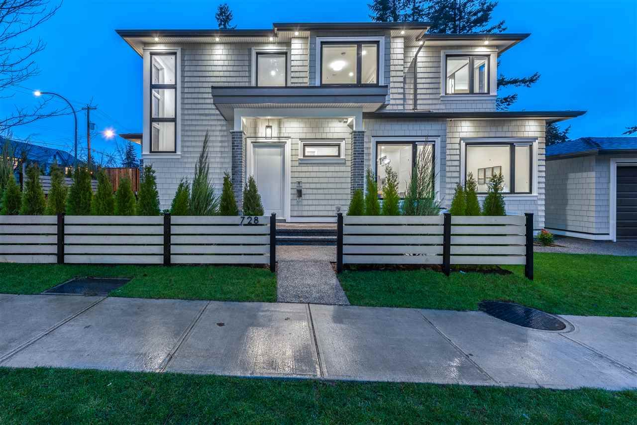 Main Photo: 728 SMITH AVENUE in Coquitlam: Coquitlam West House for sale : MLS®# R2535178