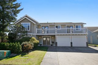Photo 1: 34930 MT BLANCHARD Drive in Abbotsford: Abbotsford East House for sale : MLS®# R2110634
