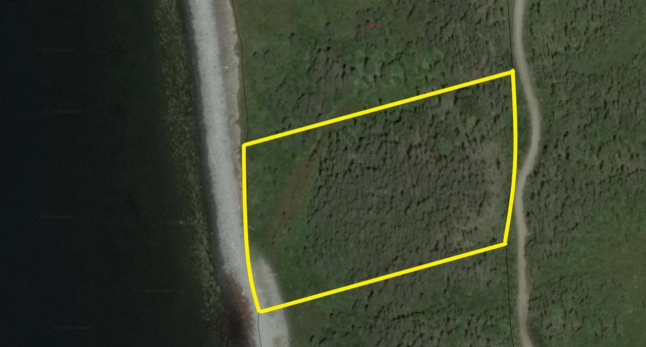 Main Photo: Lot 8 Youngs Road in East Green Harbour: 407-Shelburne County Vacant Land for sale (South Shore)  : MLS®# 202022907