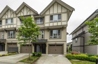 Main Photo: 52 1338 HAMES CRESCENT in Coquitlam: Burke Mountain Townhouse for sale : MLS®# R2279478