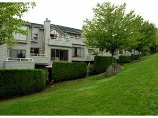 """Photo 1: 49 323 GOVERNORS Court in New Westminster: Fraserview NW Townhouse for sale in """"GOVERNORS COURT"""" : MLS®# V851506"""