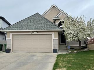 Photo 1: 8 Evergreen Heights SW in Calgary: Evergreen Detached for sale : MLS®# A1102790