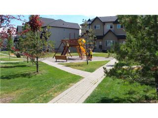 Photo 18: 3 CIMARRON VISTA Gardens: Okotoks Townhouse for sale : MLS®# C3627609