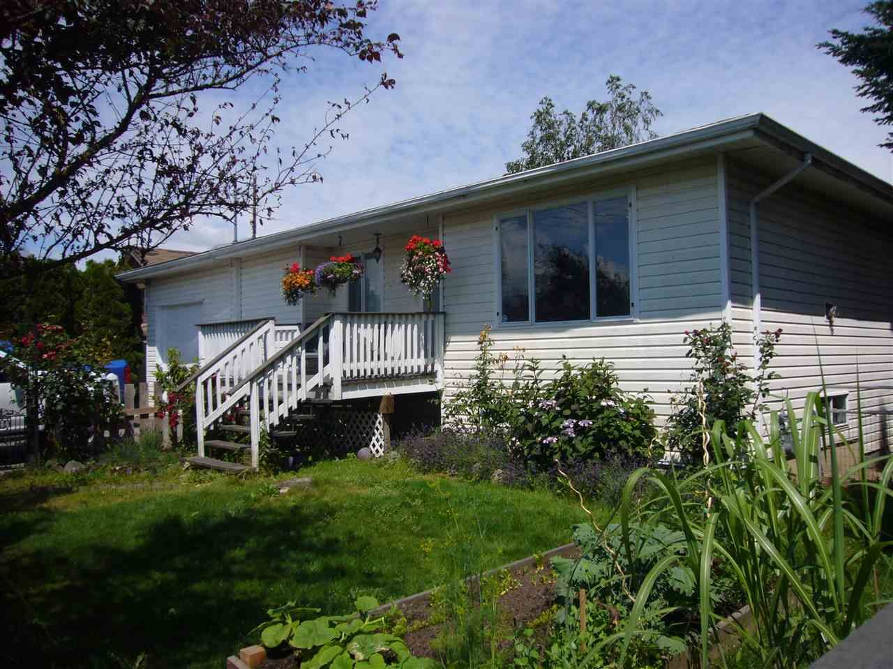 Main Photo: 6580 EVANS Road in Sardis: Sardis West Vedder Rd House for sale : MLS®# R2085581