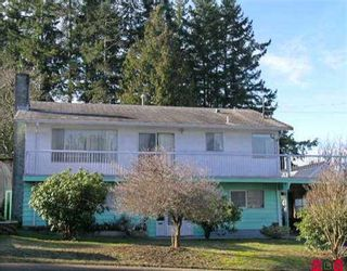 "Photo 1: 8873 BROOKE RD in Delta: Nordel House for sale in ""Sunbury Park"" (N. Delta)  : MLS®# F2605771"