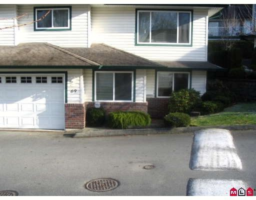 """Main Photo: 69 34250 HAZELWOOD Avenue in Abbotsford: Central Abbotsford Townhouse for sale in """"STILL CREEK"""" : MLS®# F2729628"""