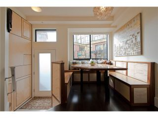 """Photo 2: # 111 1859 STAINSBURY AV in Vancouver: Victoria VE Townhouse for sale in """"THE WORKS @ COMMERCIAL DRIVE"""" (Vancouver East)  : MLS®# V990746"""