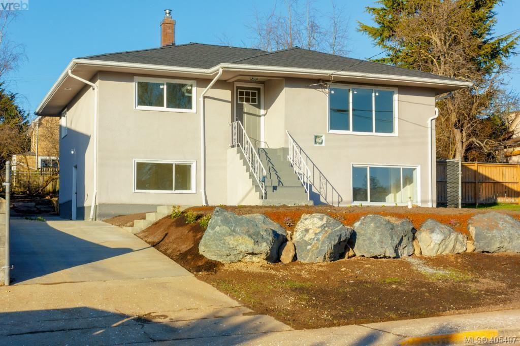 Main Photo: 808 Colville Rd in VICTORIA: Es Esquimalt House for sale (Esquimalt)  : MLS®# 805711