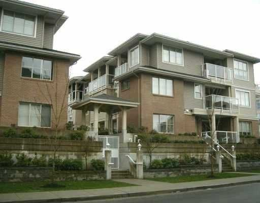 """Main Photo: 207 2432 WELCHER Avenue in Port_Coquitlam: Central Pt Coquitlam Townhouse for sale in """"GARDENIA"""" (Port Coquitlam)  : MLS®# V686783"""