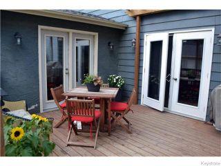 Photo 16: 318 Linwood Street in Winnipeg: St James Residential for sale (West Winnipeg)  : MLS®# 1614080