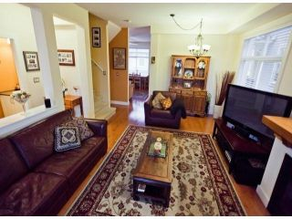 "Photo 2: 26 15255 36TH Avenue in Surrey: Morgan Creek Townhouse for sale in ""FERNGROVE"" (South Surrey White Rock)  : MLS®# F1305341"