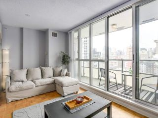 Photo 2: 1703 63 KEEFER Place in Vancouver: Downtown VW Condo for sale (Vancouver West)  : MLS®# R2208483