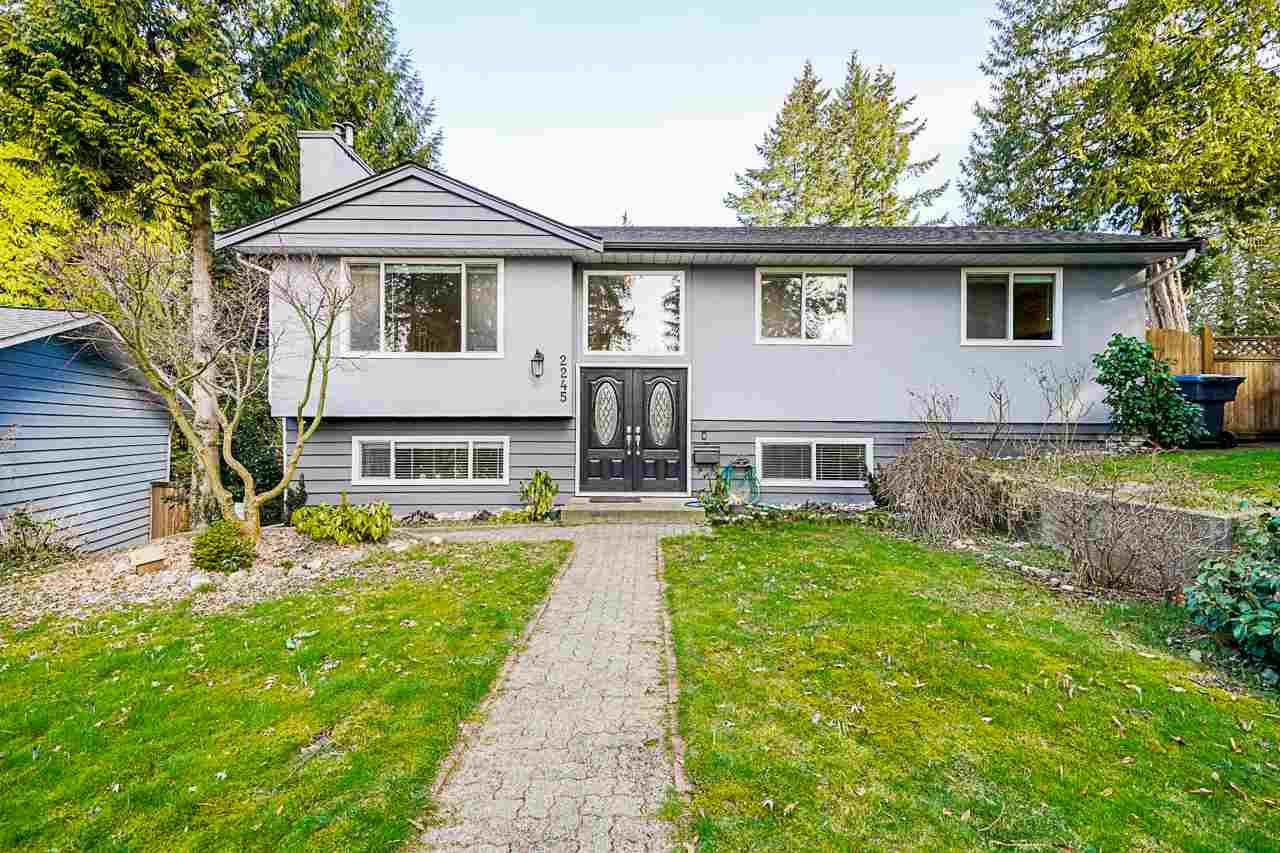 Main Photo: 2245 MARSHALL Avenue in Port Coquitlam: Mary Hill House for sale : MLS®# R2538887