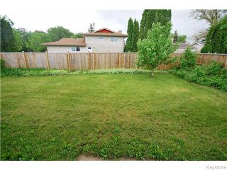 Photo 12: 2 Hawstead Road in Winnipeg: Fort Garry / Whyte Ridge / St Norbert Residential for sale (South Winnipeg)  : MLS®# 1614903