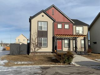 Photo 1: 58 COPPERPOND Place SE in Calgary: Copperfield Semi Detached for sale : MLS®# C4224553