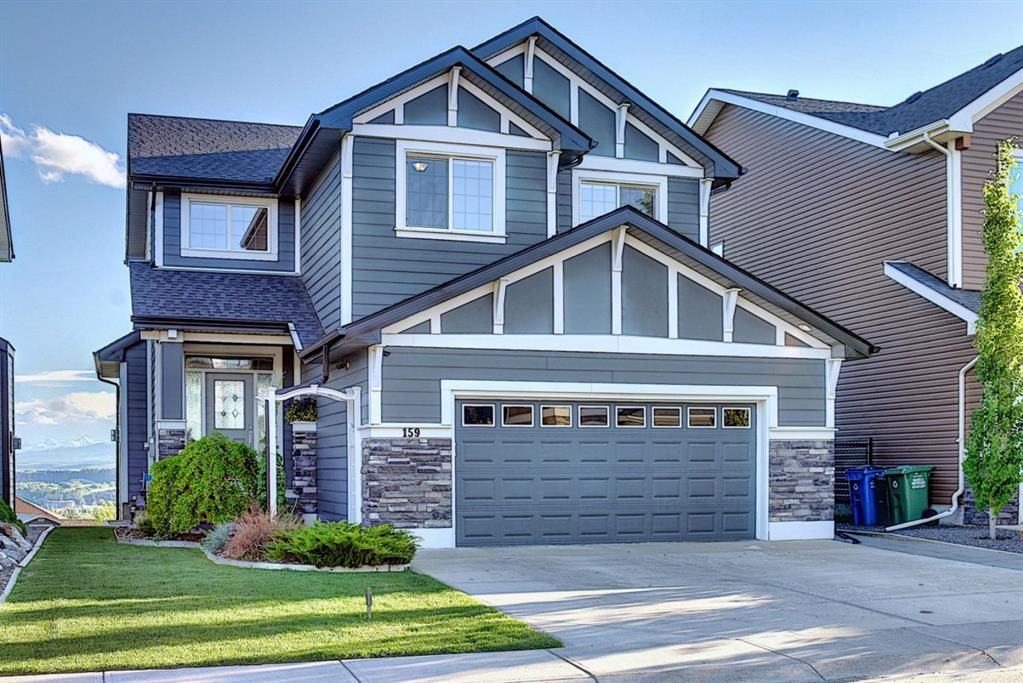 Main Photo: 159 Sunset View: Cochrane Detached for sale : MLS®# A1114745