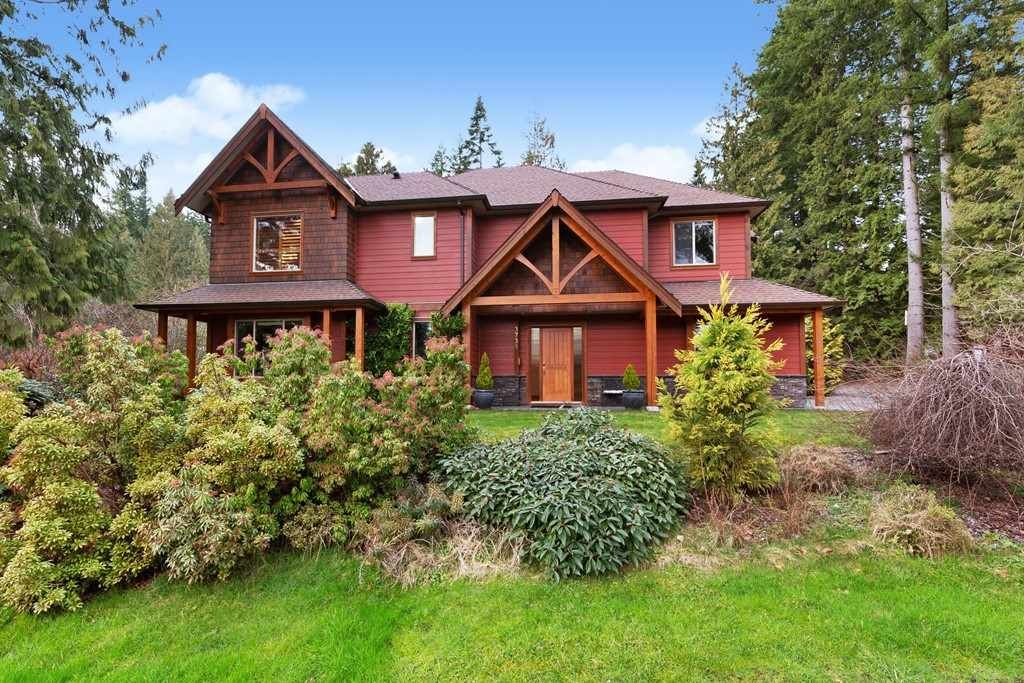 Main Photo: 3739 QUARRY ROAD in Coquitlam: Burke Mountain House for sale : MLS®# R2534045