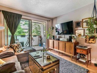 Main Photo: 203 1864 FRANCES Street in Vancouver: Hastings Condo for sale (Vancouver East)  : MLS®# R2593193