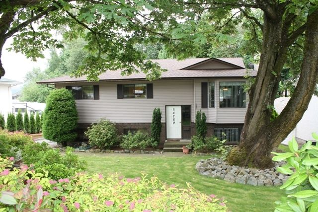 Main Photo: 34782 MARSHALL Road in Abbotsford: Abbotsford East House for sale : MLS®# F1314324