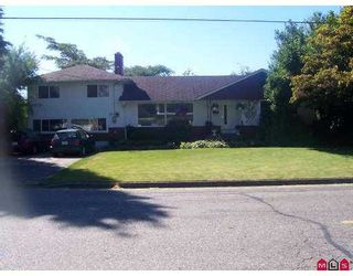 Photo 1: 45878 BERKELEY AV in Chilliwack: Chilliwack N Yale-Well House for sale : MLS®# H2503161