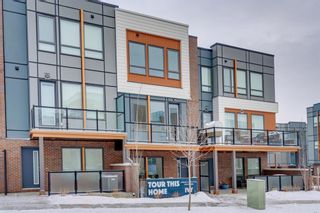 Photo 3: 4077 32 Avenue NW in Calgary: University District Row/Townhouse for sale : MLS®# A1146589