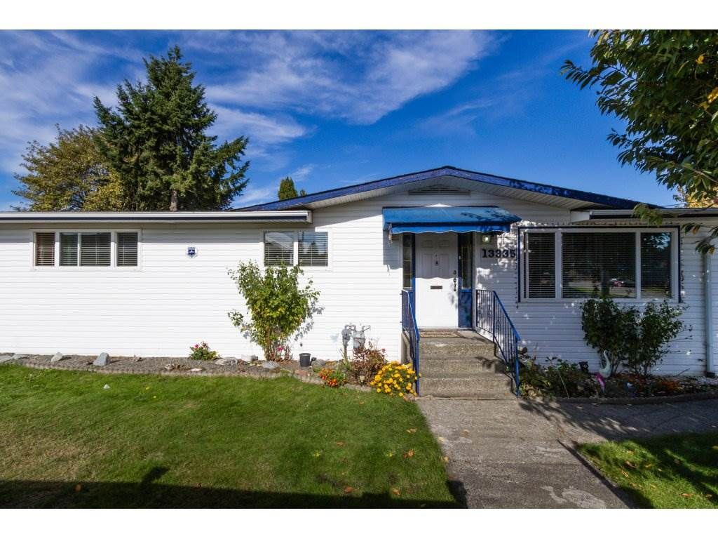 Main Photo: 13335 80 Avenue in Surrey: Queen Mary Park Surrey House for sale : MLS®# R2165101