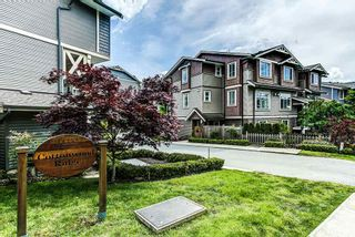 "Photo 1: 77 11252 COTTONWOOD Drive in Maple Ridge: Cottonwood MR Townhouse for sale in ""COTTONWOOD RIDGE"" : MLS®# R2062790"