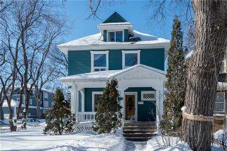 Photo 1: 134 Walnut Street in Winnipeg: Wolseley Residential for sale (5B)  : MLS®# 1904323