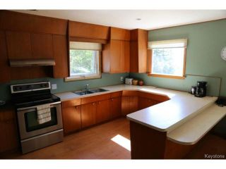 Photo 9: 1110 River Road in : City of Selkirk Single Family Detached for sale (Manitoba Other)  : MLS®# 1513989